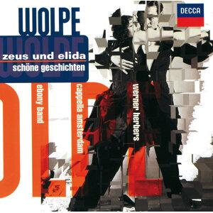 Wolpe: Zeus und Elida etc