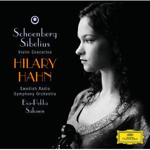 Schoenberg: Violin Concerto / Sibelius: Violin Concerto op.47
