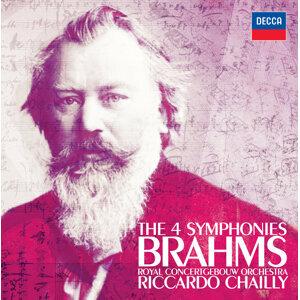 Brahms: The Symphonies - 3 CDs