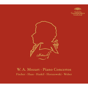 Mozart: Piano Concertos - 2 CD's