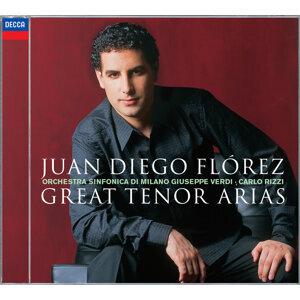 "Juan Diego Florez: Great Tenor Arias - (with bonus track ""Malinconia"" - recorded Live in Recital)"