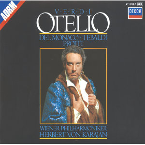 Verdi: Otello - 2 CDs
