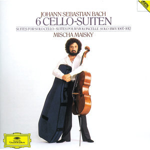 Bach, J.S.: 6 Suites for Solo Cello - 2 CD's