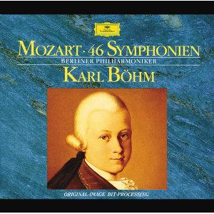 Mozart, W.A.: 46 Symphonies - 10 CD's