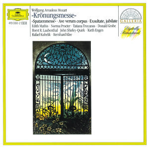 "Mozart: ""Coronation Mass""; ""Spatzenmesse""; Ave verum corpus; Exsultate, jubilate"