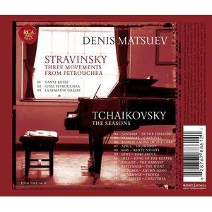 Stravinsky & Tchaikovsky