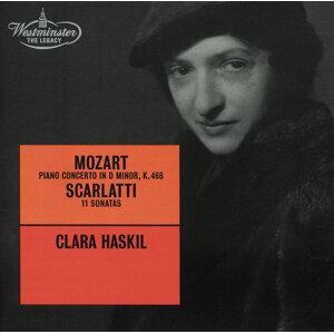Mozart: Piano Concerto No.20 In D Minor, K.466 / Scarlatti: 11 Sonatas
