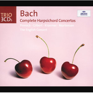 Bach: The Harpsichord Concertos - 3 CDs