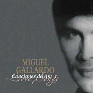 Canciones De Amor De Miguel Gallardo