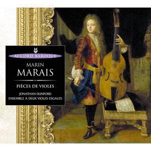 Marais: Pièces de violes