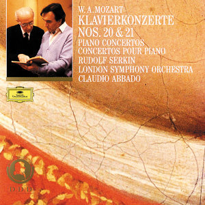 Mozart: Piano Concertos Nos.20, K. 466 & Nos. 21, K 467