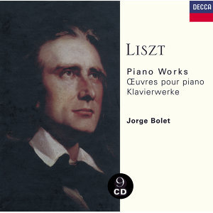 Liszt: Piano Music - 9 CDs