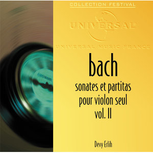 Sonates Et Partitas Pour Violon Seul II