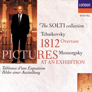 Mussorgsky: Pictures at an Exhibition//Prokofiev: Symphony No.1/Tchaikovsky: 1812