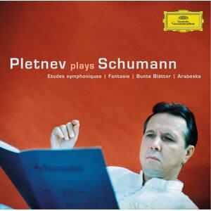 Schumann: Etudes symphonique; Fantasie, Op.17;  Bunte Blätter; Arabeske