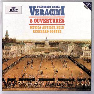Varacini: 5 Overtures