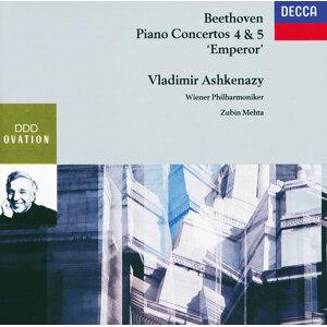 """Beethoven: Piano Concertos Nos.4 & 5 """"Emperor"""""""