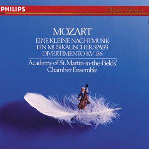 Mozart: Eine kleine Nachtmusik; Divertimento, K.136; A Musical Joke