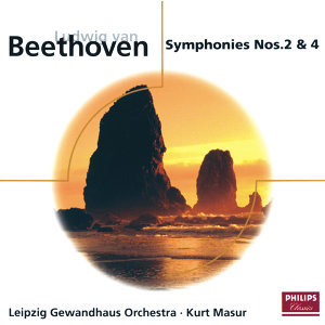 Beethoven: Symphonies Nos.2 & 4