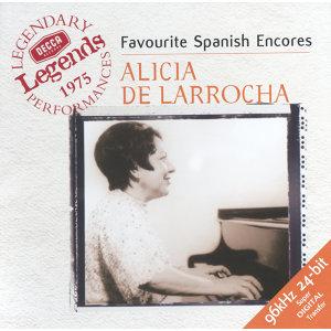 Favourite Spanish Encores