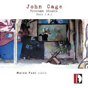 John Cage: Freeman Etudes, Books. 1 & 2