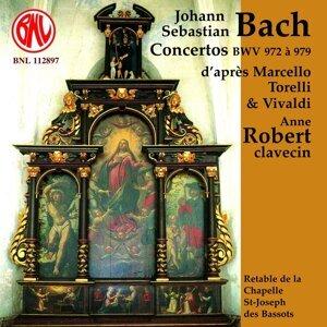 Bach: Concertos Marcello, Torelli & Vivaldi