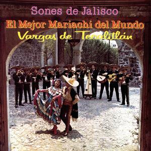 Sones De Jalisco Con El Mejor Mariachi Del Mundo