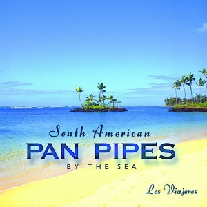 South American Pan Pipes By the Sea
