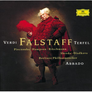 Verdi: Falstaff - 2 CD's