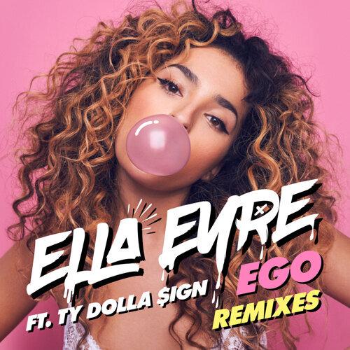 Ego - Remixes