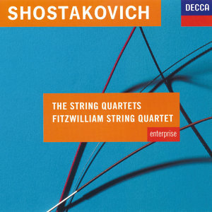 Shostakovich: The String Quartets - 6 CDs