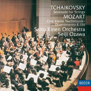 Tchaikovsky: Serenade For Strings / Mozart: Eine kleine Nachtmusik
