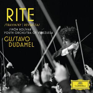 """""""Rite"""" -  Stravinsky: Le Sacre du printemps; Revueltas: La noche de los mayas"""