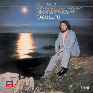 Beethoven: Piano Sonatas - Moonlight, Pathétique & Waldstein