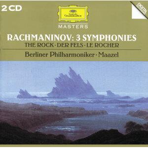 Rachmaninov: 3 Symphonies - 2 CDs