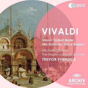 Vivaldi: Gloria; Stabat Mater; Nisi Dominus; Salve Regina