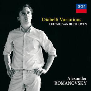 """Beethoven """"Diabelli Variations"""""""
