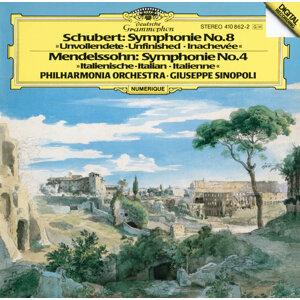 Schubert: Symphonie No. 8 / Mendelssohn: Symphony No. 4