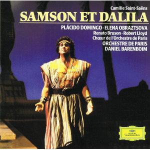 Saint-Saëns: Samson et Dalila - 2 CD's