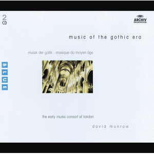 Music of the Gothic Era - 2 CDs