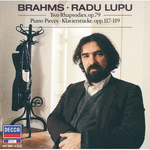 Brahms: Piano Pieces, Opp.117, 118, 119