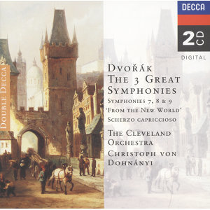 Dvorak: Symphonies Nos. 7-9/Scherzo Capriccioso - 2 CDs