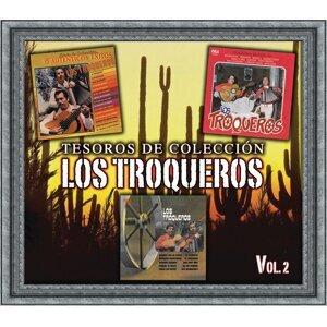 Tesoros De Colección - Los Troqueros, Vol. 2