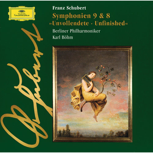 "Schubert: Symphonies Nos. 8 ""Unfinished"" & 9 ""The Great"""