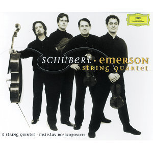 Schubert: The Late String Quartets; String Quintet - 3 CD's
