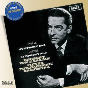 Brahms: Symphony No.3 in F / Dvorak: Symphony No.8 in G