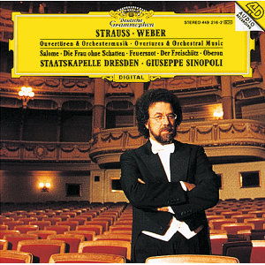 Weber / Strauss: Overtures & Orchestral Music