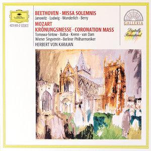 Beethoven: Missa Solemnis / Mozart: Coronation Mass - 2 CDs