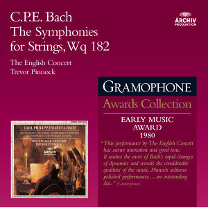 Bach, C.P.E.: The Symphonies for Strings