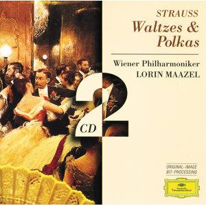 Strauss, Johann & Josef:: Waltzes & Polkas - 2 CD's